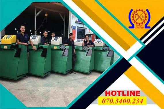Địa chỉ bán máy bẻ đai sắt giá rẻ tại TP HCM