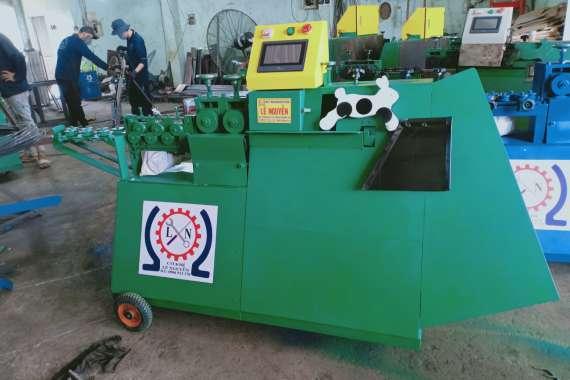 Máy uốn đai sắt xây dựng giá rẽ tại TPHCM