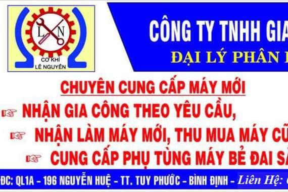 Máy bẻ đai tự động tại Bình Định