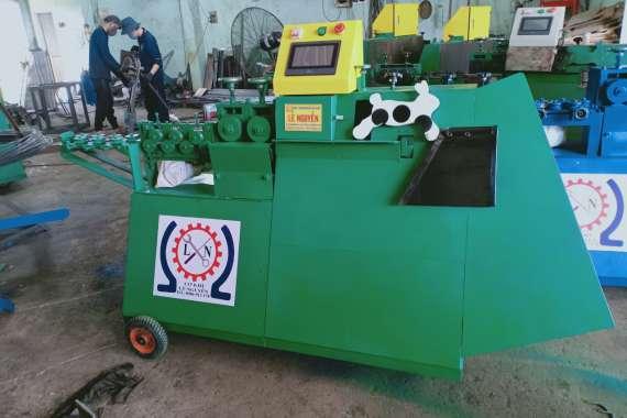 Bàn giao máy uốn đai sắt giá rẻ tại Lâm Đồng