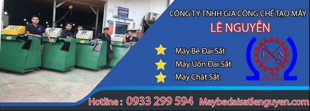 Máy bẻ đai xây dựng giá rẻ tại Đồng Nai