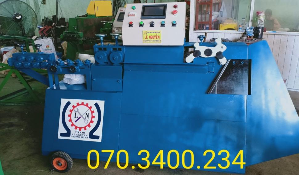 Mua máy bẻ đai sắt giá rẻ tại Bình Định