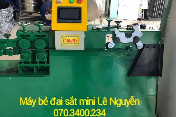 Báo giá máy bẻ đai sắt tại Cần Thơ