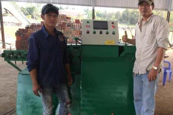 Bán giao máy uốn đai sắt giá rẻ tại Đà Nẵng