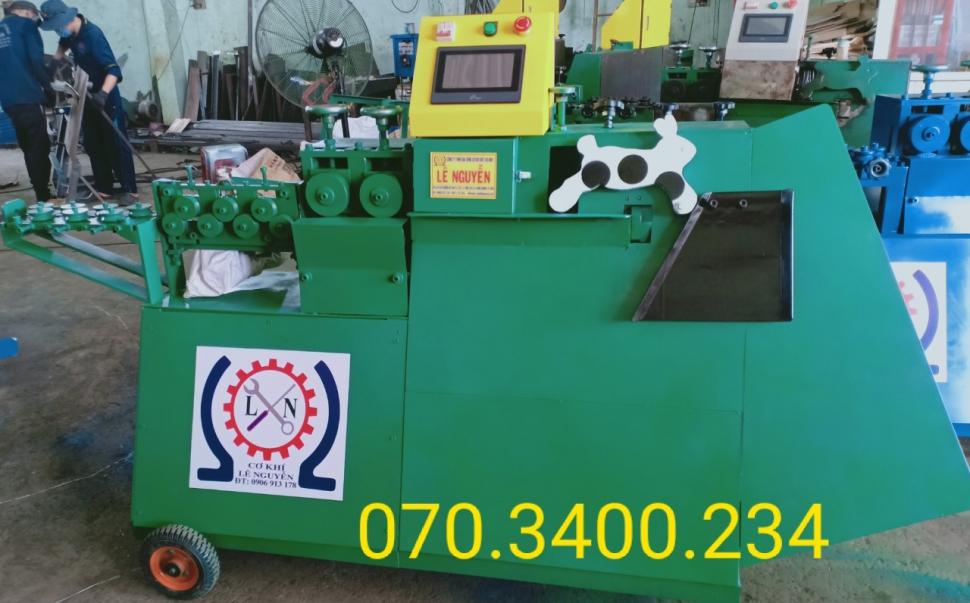 Báo giá máy bẻ đai tự động tại An Giang