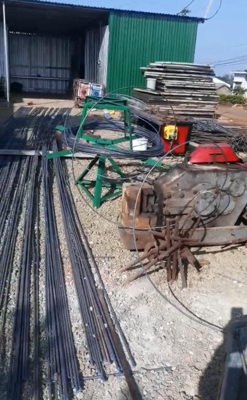 Mua máy bẻ đai sắt phi 6-8-10 tại Gia Lai
