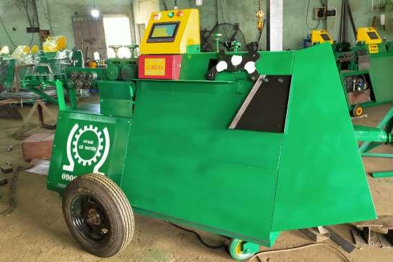 Máy bẻ đai sắt tự động có mặt tại Quy Nhơn - Bình Định