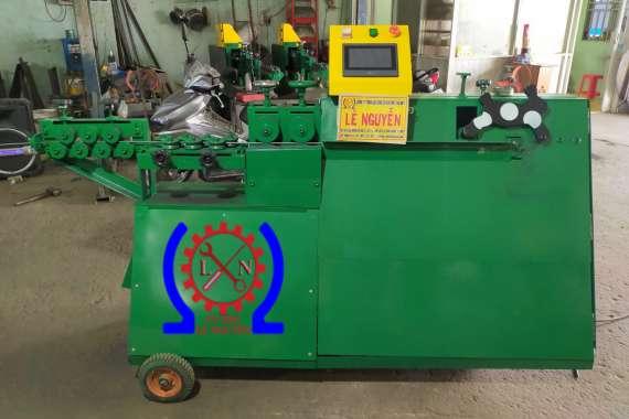 Địa chỉ mua máy bẻ đai sắt tự động tại Ninh Bình