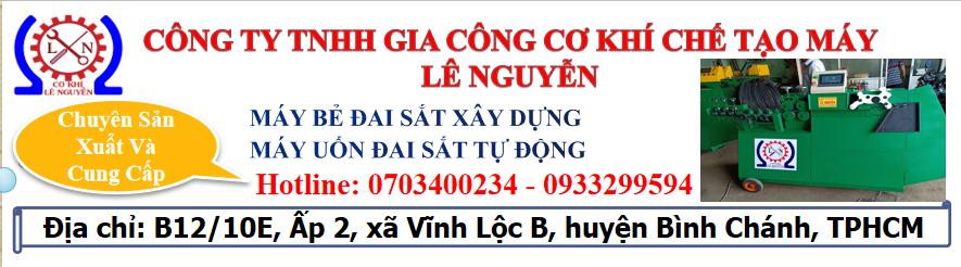 Nơi bán máy bẻ đai sắt ở Bà Rịa Vũng Tàu