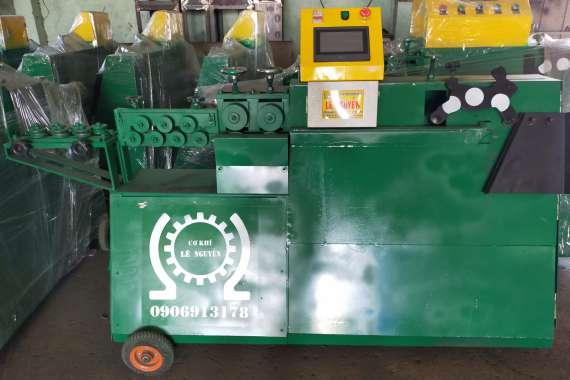 Máy bẻ đai sắt giá rẻ tại Phù Mỹ - Bình Định