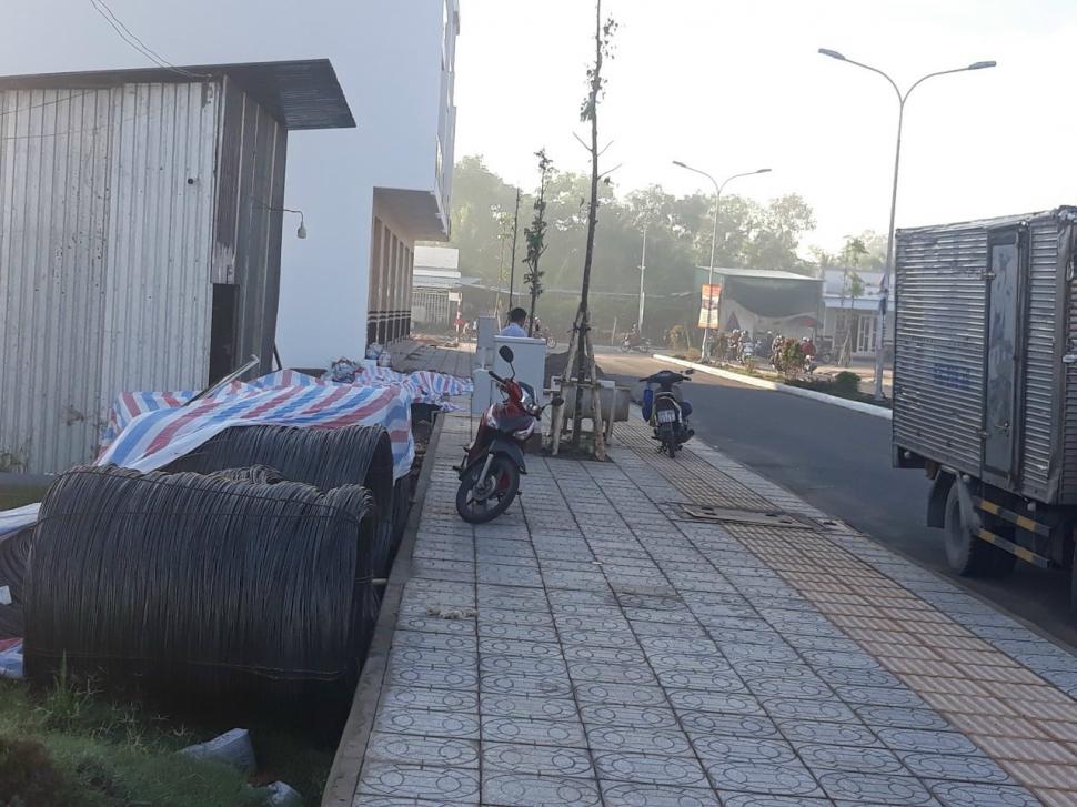 Máy bẻ đai sắt tự chế tại Sóc Trăng uy tín hiện nay