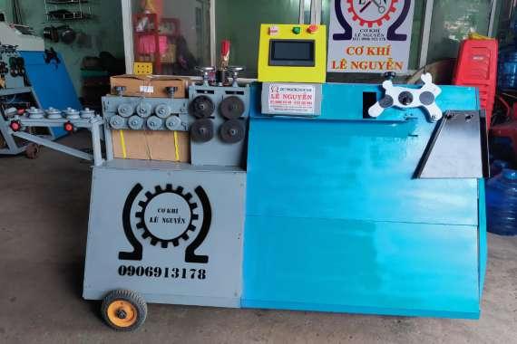 Bán máy bẻ đai giá rẻ tại Bình Minh - Vĩnh Long