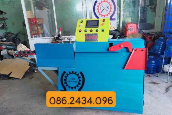 Hướng dẫn sử dụng và bảo quản máy bẻ đai tự động