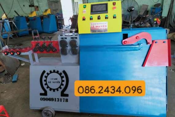 Máy bẻ đai sắt phi 6-8-10 tại Thọ Xuân , Thanh Hóa.